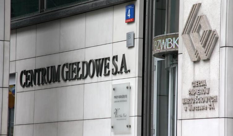 siedziba GPW