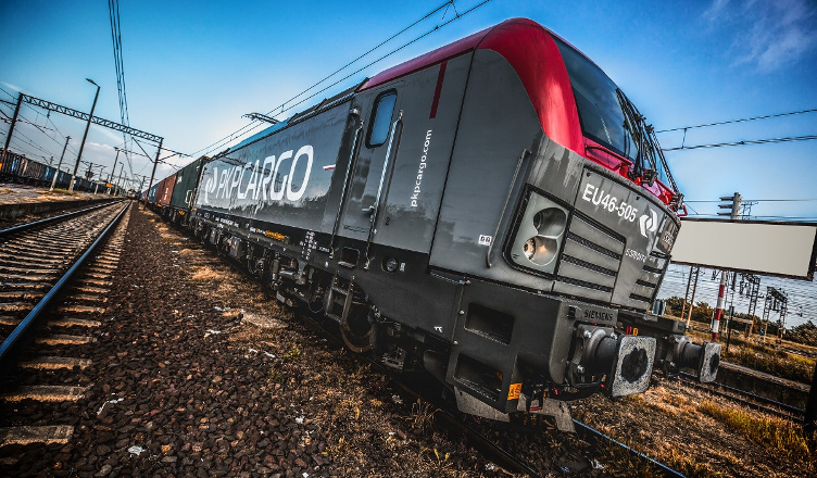 PKP Cargo - lokomotywa