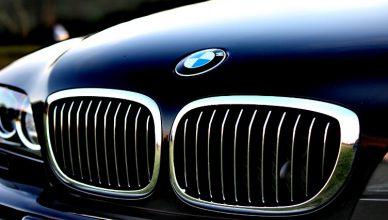 BMW - Grill