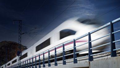 nowoczesne lokomotywy