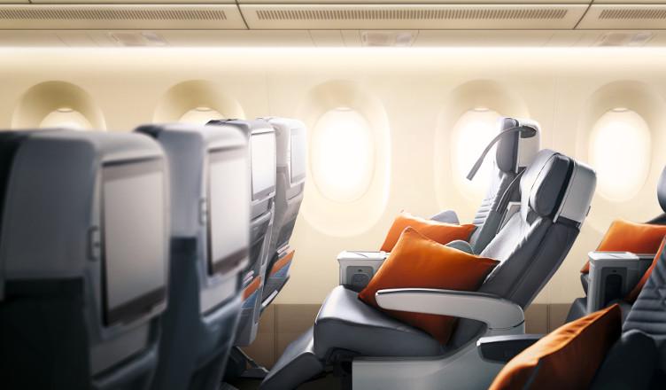 Singapore Airlines - Airbus