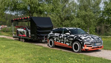 Audi e-tron quattro