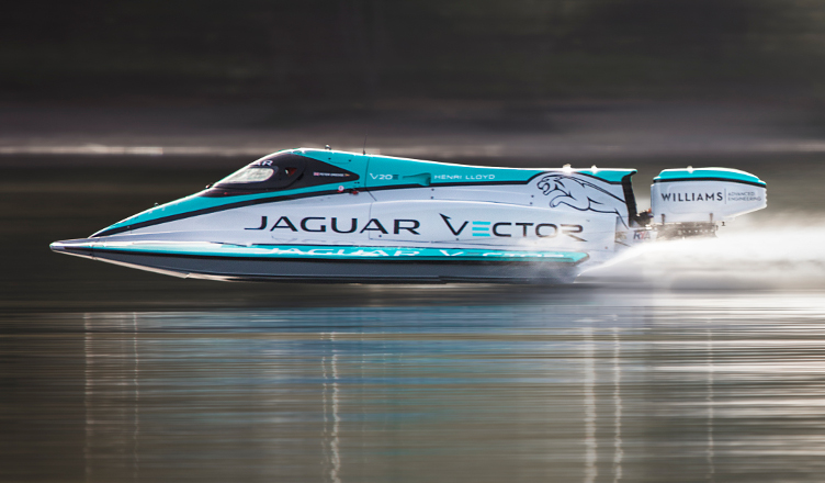Jaguar Vector Racing V20E
