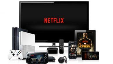 Netflix gry