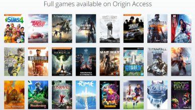 origin acces