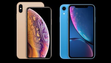 iPhone XS XR XS Max
