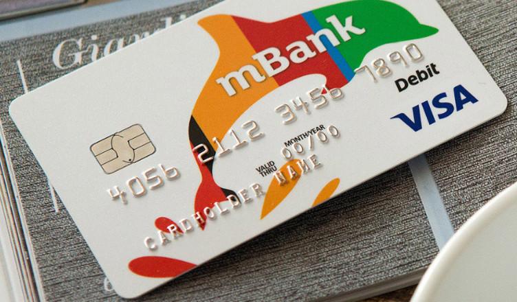 Karta wielowalutowa mBanku