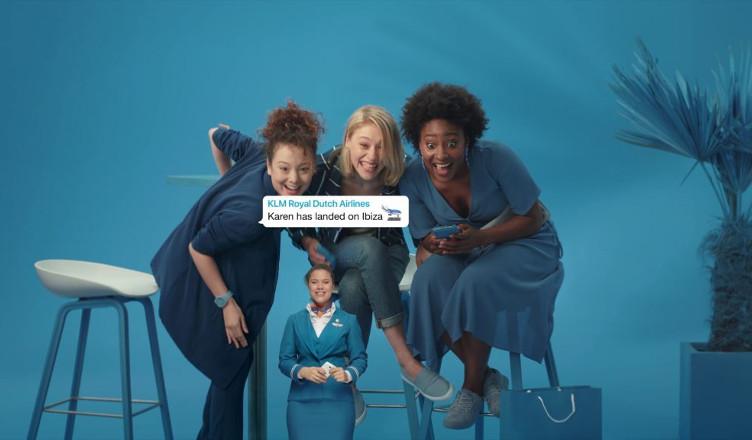 Rodzinne Powiadomienia KLM