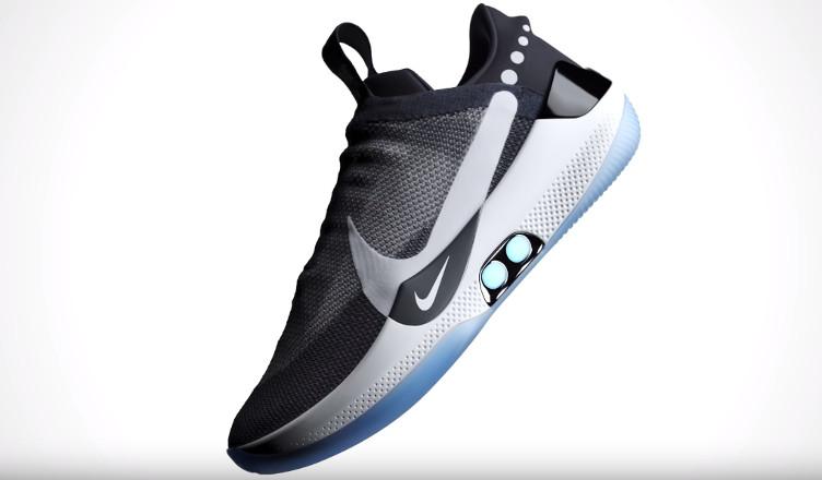 Modernistyczne Nike Adapt BB – buty do koszykówki z automatycznymi sznurówkami QE76