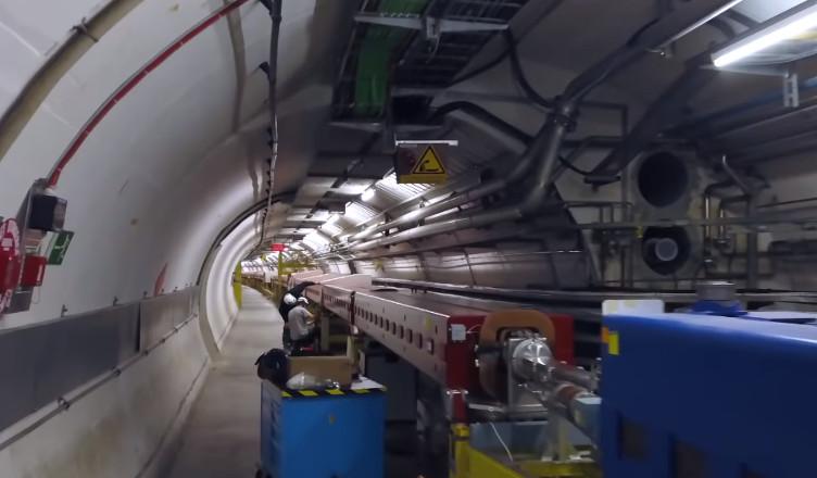 LHC Wielki Zderzacz Hadronów