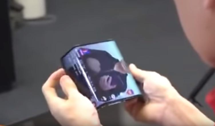 xiaomi ze składanym ekranem