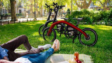 rower elektryczny Ariv