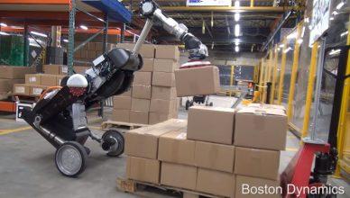 Handle Boston Dynamics