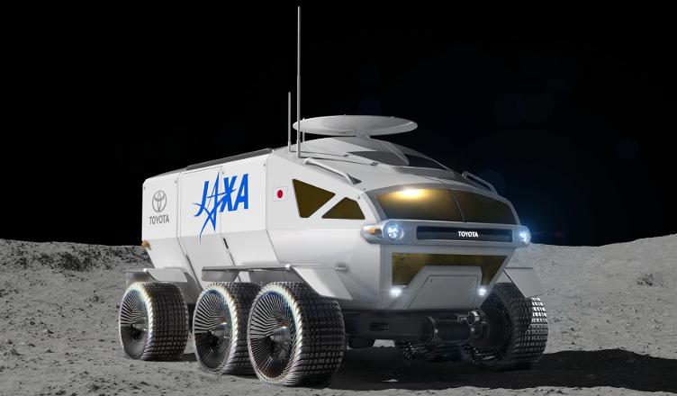 Toyota - księżycowy łazik