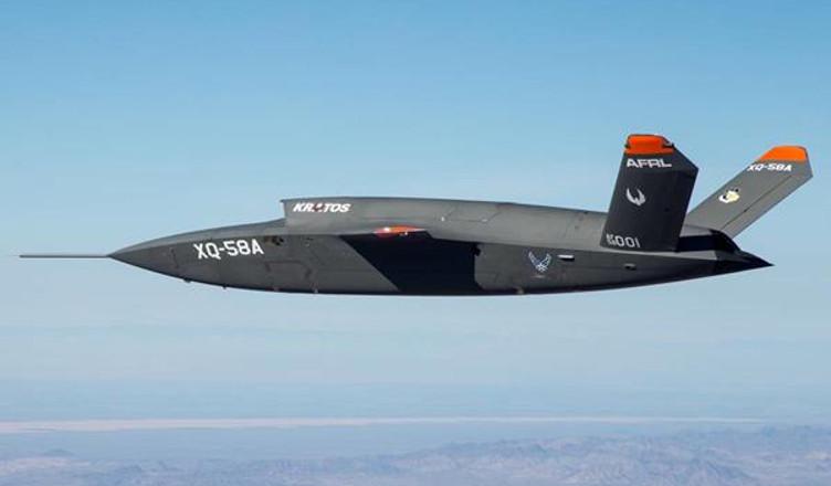 XQ-58 Valkyrie