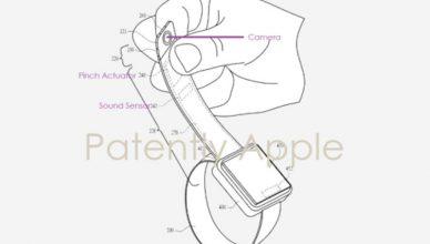 Apple Watch z aparatem