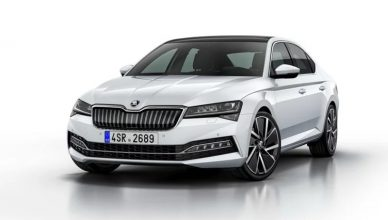 skoda superb plug-in