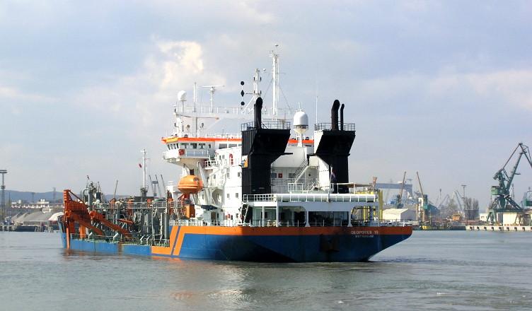 statek - tlenki siarki