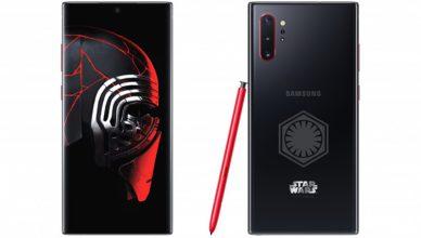 Samsung Galaxy Note 10+ Star Wars Edition