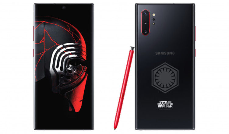 Samsung Galaxy Note 10+ Star Wars Edition