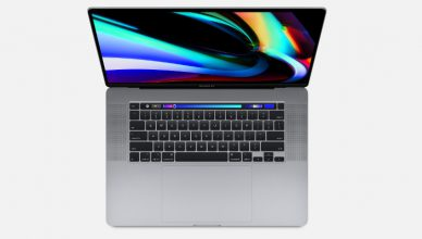 macbook 16 cali