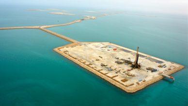 Saudi Aramco pole naftowe