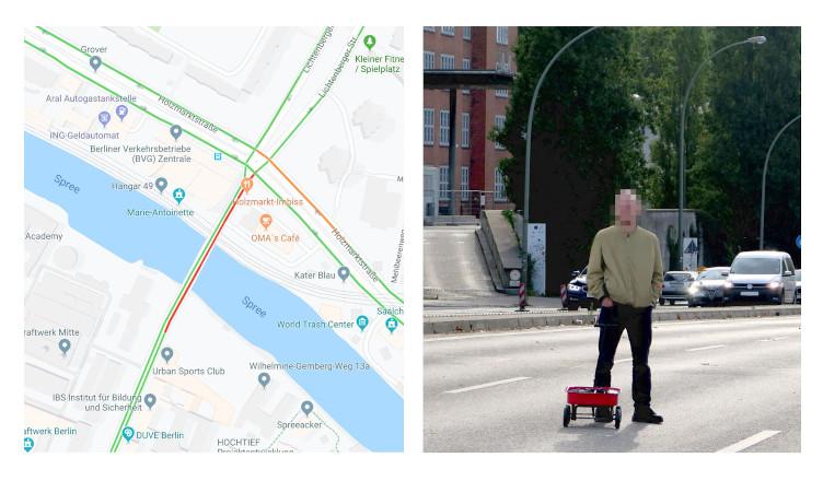 weckert mapy google
