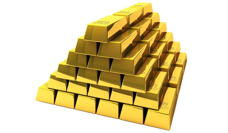 złoto