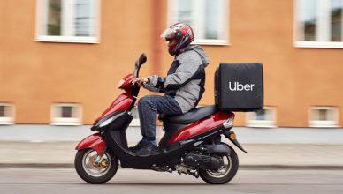 kurier Uber