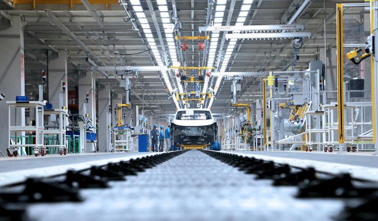 VW fabryka