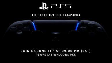 PS5 pokaz gier