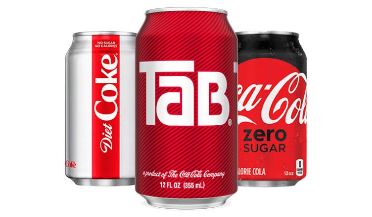 Tab Coca-Cola