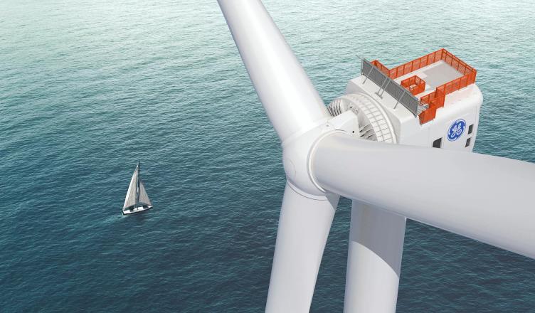 morska turbina wiatrowa GE