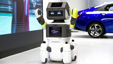 dal-e robot Hyundai