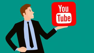 YouTube zakupy