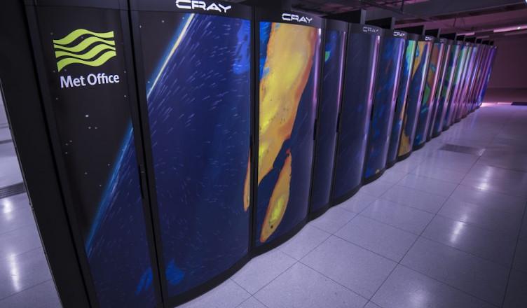MET Office superkomputer