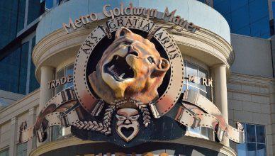 MGM lew