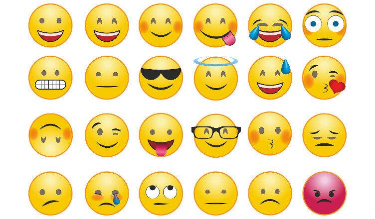 emotikony w Twitterze