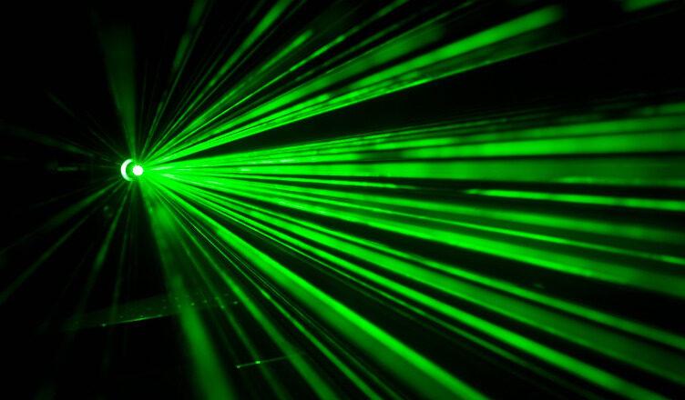 laser elektrownia słoneczna